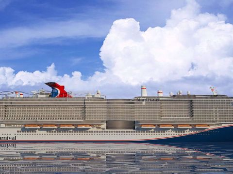 Crociera da New York a Port Canaveral