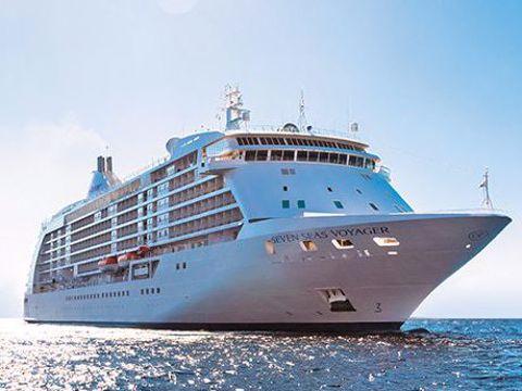 Crucero Regent de Haifa a Civitavecchia