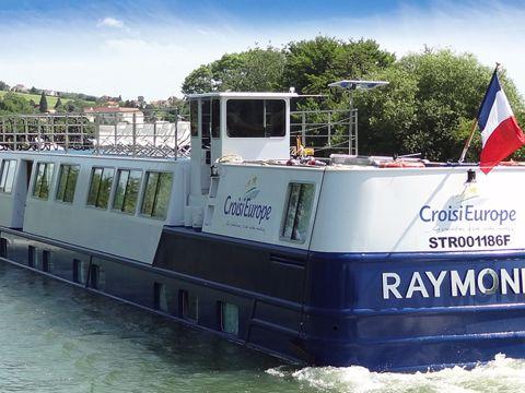 Croisière sur la Seine de Paris à Epernay
